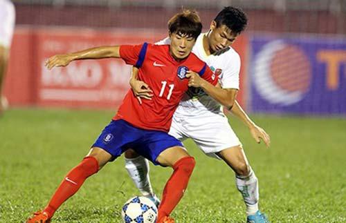 Học bóng đá Hàn - 1