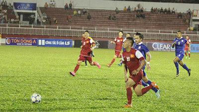 U21 Viet Nam vs U21 Thai Lan - 3