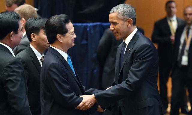 Mỹ ủng hộ lập trường của Việt Nam về vấn đề Biển Đông - 1