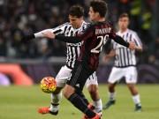 Bóng đá - Juventus - AC Milan: Khoảnh khắc làm nên khác biệt