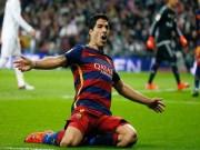 Bóng đá - Đỉnh cao tiki-taka: Barca đá 30 chạm để Suarez ghi bàn