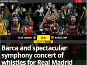 Bóng đá - Báo chí sững sờ vì Barca, Zidane có thể thay Benitez