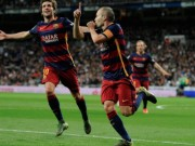 Bóng đá - Sau Ronaldinho, fan Real lại vỗ tay cho 1 siêu sao Barca