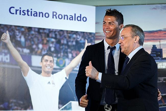 "Perez ủng hộ Benitez: Hãy cứ ""trảm"" Ronaldo nếu cần - 2"