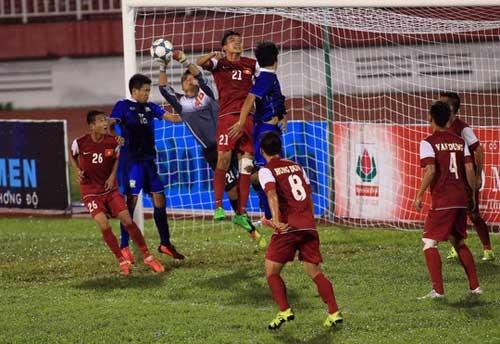 U21 Thái Lan quá yếu - 1