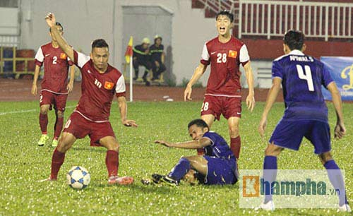 U21 Thái Lan chơi rắn, U21 Việt Nam không ngán - 1