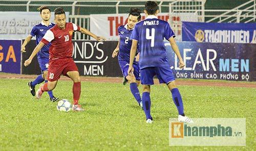 U21 Thái Lan chơi rắn, U21 Việt Nam không ngán - 13