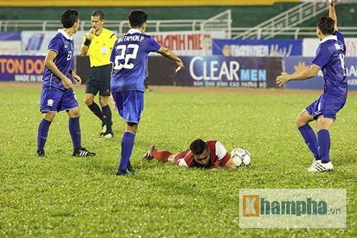 U21 Thái Lan chơi rắn, U21 Việt Nam không ngán - 2