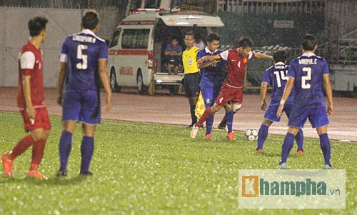 U21 Thái Lan chơi rắn, U21 Việt Nam không ngán - 3