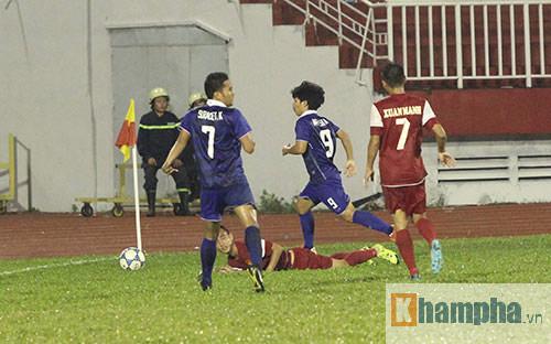U21 Thái Lan chơi rắn, U21 Việt Nam không ngán - 8