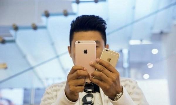 Gã khổng lồ Apple ôm 94% lợi nhuận ngành smartphone - 1