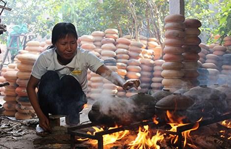 Mang cá kho làng Vũ Đại cạnh tranh với thế giới - 1