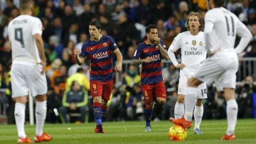 Tiêu điểm V12 Liga: Địa chấn Bernabeu và nỗi lo Real - 1