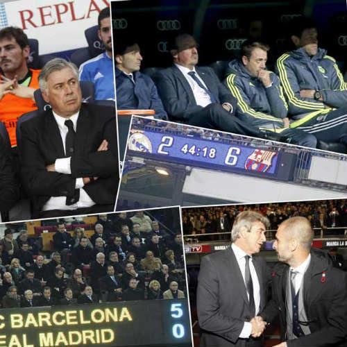 Ra mắt Siêu kinh điển: Benitez chưa tệ bằng Mourinho - 1