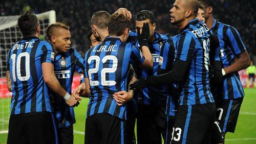 Tiêu điểm vòng 13 Serie A: Lặp lại trật tự - 1