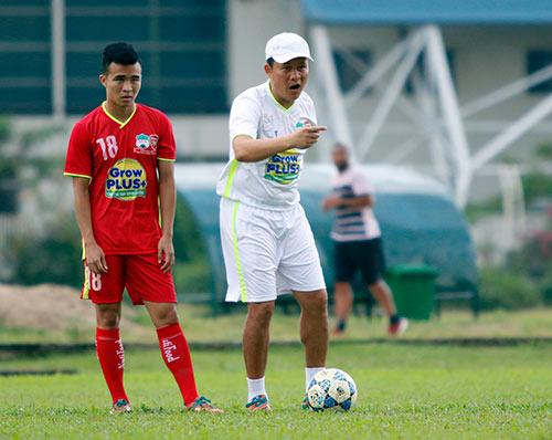U21 HAGL quyết chơi tấn công trước U21 Myanmar - 1