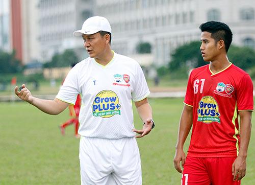 U21 HAGL quyết chơi tấn công trước U21 Myanmar - 2
