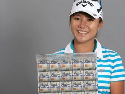 Tin thể thao HOT 23/11: Thần đồng Lydia Ko ẵm 1 triệu đô - 1