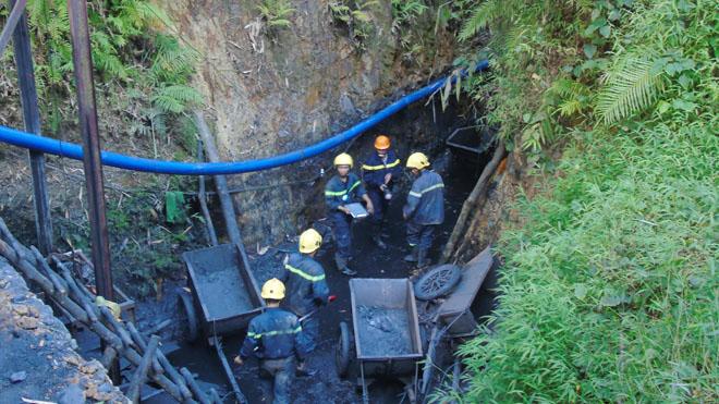 Chưa khởi tố vụ sập hầm than làm 3 người chết ở Hòa Bình - 1