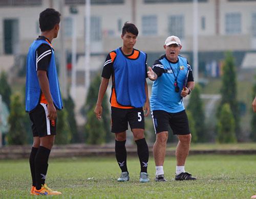 U21 HAGL - U21 Myanmar - 2