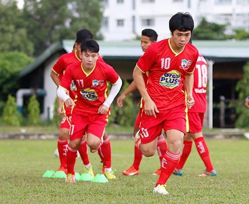 U21 HAGL vs U21 Myanmar - 1