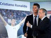 """Bóng đá - Perez ủng hộ Benitez: Hãy cứ """"trảm"""" Ronaldo nếu cần"""