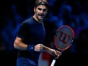 Thể thao - Federer vô lê đỉnh cao top những pha hay nhất ATP Finals