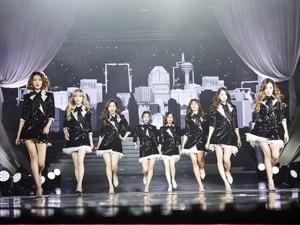 Tour diễn đầu tiên của SNSD khi chỉ còn 8 thành viên