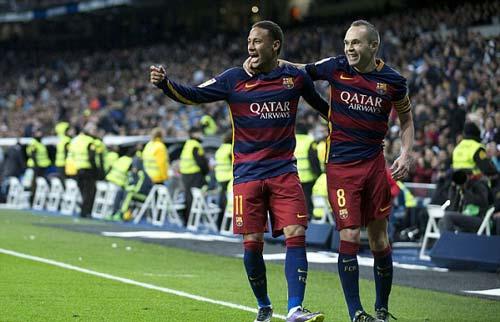 Nếu đá ở Anh, Barca vẫn không có đối thủ - 1