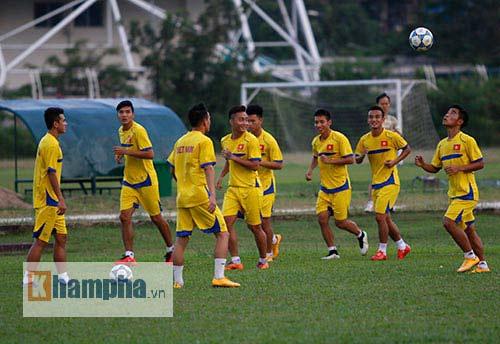 U21 Việt Nam sẽ đá thực dụng khi gặp U21 HAGL ở bán kết - 2