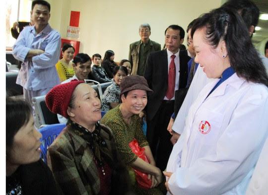 8 đoàn kiểm tra bệnh viện về thái độ phục vụ người bệnh - 1
