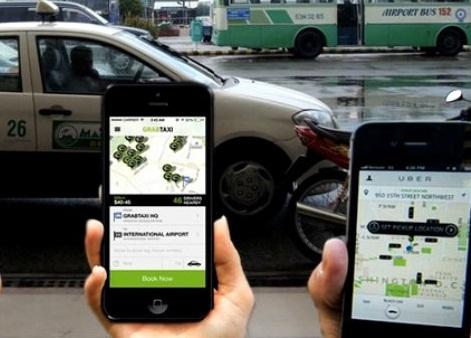 Uber không kinh doanh vận tải - 1