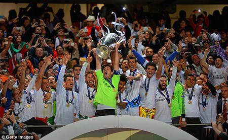 Top 10 CLB thành công nhất lịch sử Cúp châu Âu - 1
