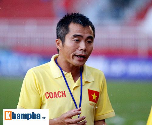 HLV U21 Myanmar hết lời khen Công Phượng, Tuấn Anh - 5