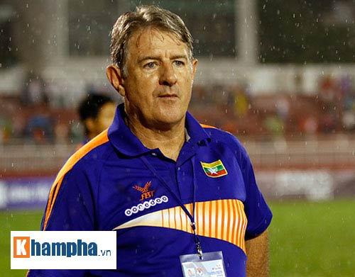 HLV U21 Myanmar hết lời khen Công Phượng, Tuấn Anh - 1