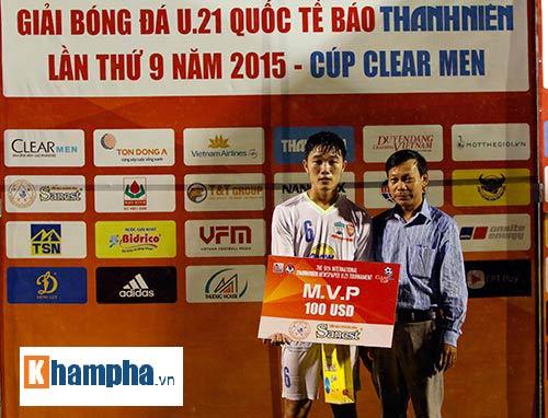 HLV U21 Myanmar hết lời khen Công Phượng, Tuấn Anh - 3