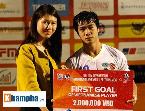 HLV U21 Myanmar hết lời khen Công Phượng, Tuấn Anh - 2