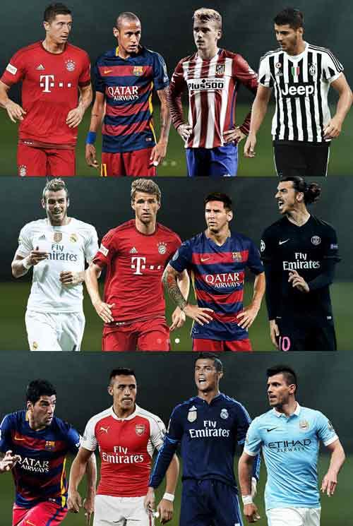 Ăn ba, Barca áp đảo đề cử đội hình tiêu biểu UEFA - 5