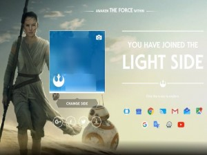 """Khám phá trứng phục sinh """"Star Wars"""" trong Google"""