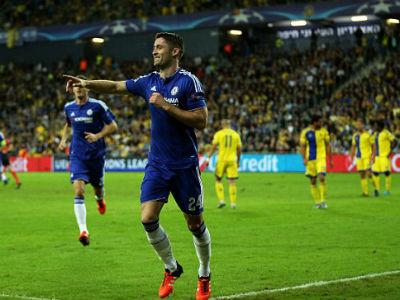 Chi tiết Maccabi – Chelsea: Zouma góp vui (KT) - 4
