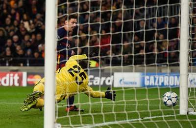 Chi tiết Barca - Roma: Dzeko ghi bàn (KT) - 7