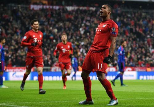 Bayern - Olympiakos: Mười trận như một - 1