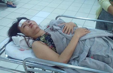 Gia đình bị đánh, cầu cứu Bộ trưởng Công an - 1