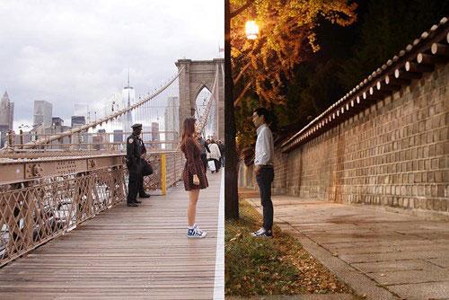 Ngưỡng mộ sự lãng mạn của cặp đôi cách nhau 11.000km - 2