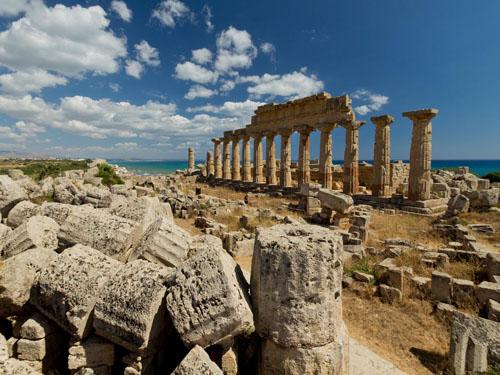 Bí ẩn vùi lấp dưới lòng đất của thành cổ Hy Lạp - 1