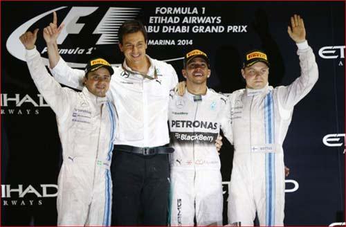 F1, Abu Dhabi GP: Đoạn kết đẹp cho mùa giải - 2