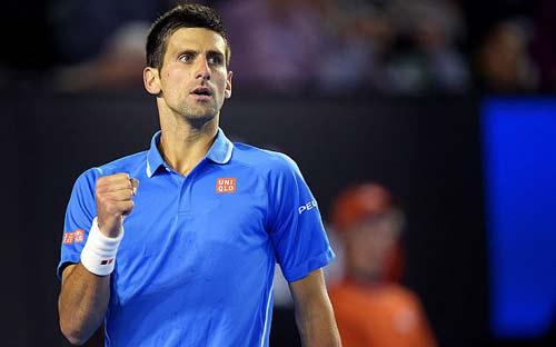 """Djokovic: Người """"đạp núi"""" để lên đỉnh - 1"""