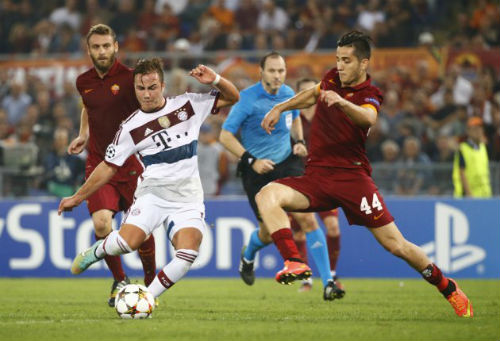 """AS Roma: Nạn nhân của các vụ """"thảm sát"""" ở cúp C1 - 2"""