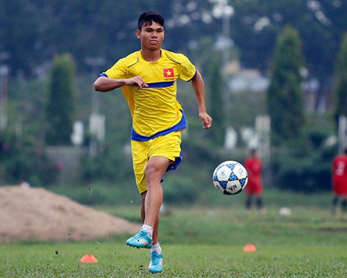 U21 Việt Nam luyện sút luân lưu chờ đấu U21 HAGL - 4