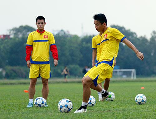 U21 Việt Nam luyện sút luân lưu chờ đấu U21 HAGL - 5